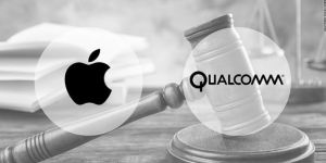 Apple ve Qualcomm davalardan vazgeçtiler!