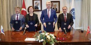 Ege Üniversiteli ile KKTC arasında işbirliği protokolü imzalandı