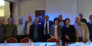 İMBATKOOP'un Genel Kurulu Bornova'da yapıldı