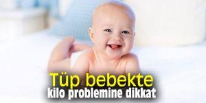 Tüp bebekte kilo problemine dikkat