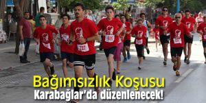 Bağımsızlık Koşusu Karabağlar'da düzenlenecek!