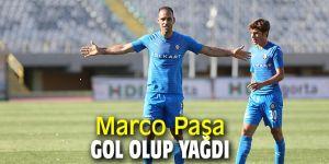 Altay'da Marco Paşa gol olup yağdı