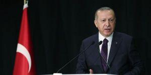 """Cumhurbaşkanı Erdoğan,""""19 Mayıs, bu milletin yeniden dirilişidir"""""""