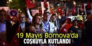 19 Mayıs Bornova'da coşkuyla kutlandı