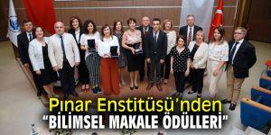 """Pınar Enstitüsü'nden """"Bilimsel Makale Ödülleri"""""""