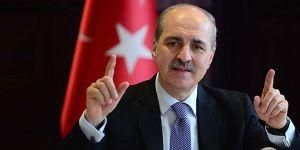 AK Partili Kurtulmuş'dan önemli açıklamalar...