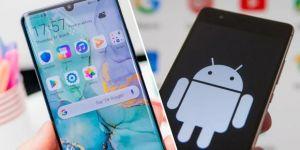 Google, Huawei'yi Android internet sitesinden kaldırdı!