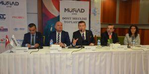 MÜSİAD İzmir Eylül Ayı Dost Meclisi