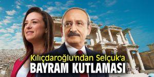 Kılıçdaroğlu'ndan Selçuk'a bayram kutlaması