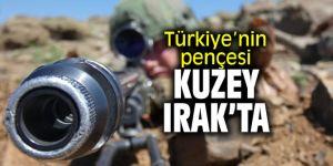 Türkiye'nin pençesi, Kuzey Irak'ta