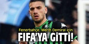 Fenerbahçe, Merih Demiral için FIFA'ya gitti