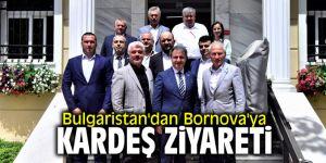 "Bulgaristan'dan Bornova'ya ""kardeş"" ziyareti"