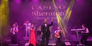 Sheraton Batum' da yıldızlar geçidi