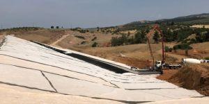 Ataköy Barajı, çalışmalar sürüyor!