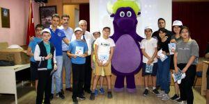 İzmir'in tam 3000 gönüllü su elçisi oldu!