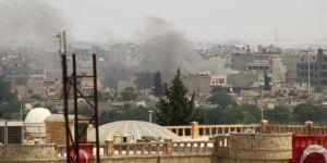 YPG noktasına bombalı saldırı: 2 yaralı