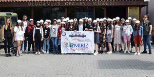 Çocuk Şube Müdürlüğü'nden çocuklara Ankara gezisi