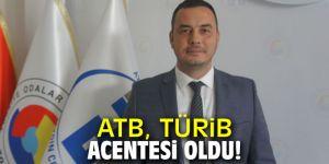 ATB, TÜRİB acentesi oldu!