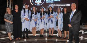 Çamlaraltı Koleji Anadolu Lisesi'nde mezuniyet heyecanı