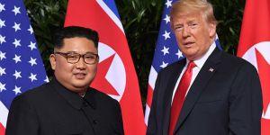 Trump'tan Kuzey Kore lideri Kim'e görüşme teklifi