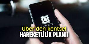 Uber'den yeni plan!