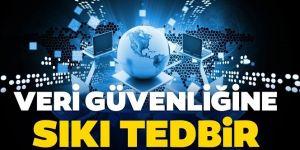 Başkan Erdoğan, bilgi güvenliği için milli uygulamaları işaret etti.