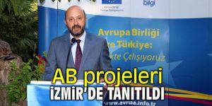 AB projeleri İzmir'de tanıtıldı