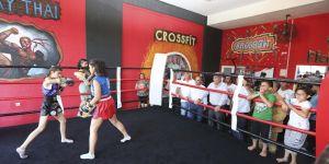 Aydın Kung Fu Spor Kulübü açıldı.