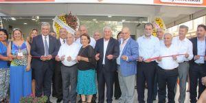Binax'ın 15.şubesi açıldı