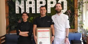 Nappo Pizza'ya bir onur da 50 Top Pizza'dan geldi