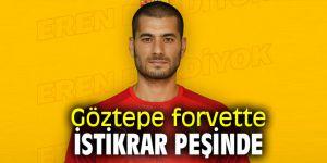 Göztepe, Eren Derdiyok ile istikrar yakalamak istiyor