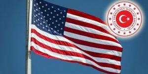Dışişleri Bakanlığı'nda ABD'nin açıklamasına yanıt