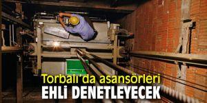 Torbalı Belediyesi, asansörleri ehline teslim etti!