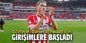 Göztepe gözünü Daniel Schwaab'a dikti!