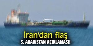 İran'dan flaş Suudi Arabistan açıklaması!