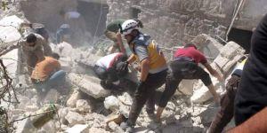 İdlib'de 9 sivil hayatını kaybetti