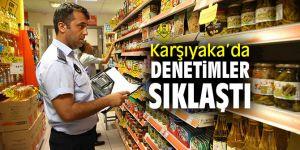 Karşıyaka Belediyesi, Zabıtaları denetimleri sürdürüyor