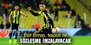 Eljif Elmas, Napoli ile anlaşacak!