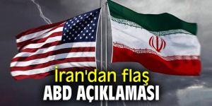 """İran'dan flaş ABD açıklaması: """"Müzakere fitnedir"""""""