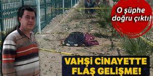 Cinayet zanlısı İzmir'de yakalandı