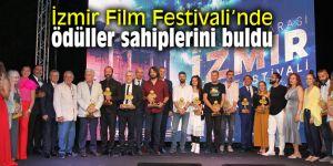 İzmir Film Festivali'nde ödüller sahiplerini buldu
