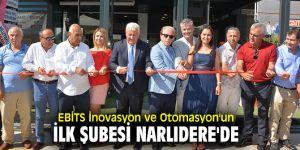 EBİTS İnovasyon ve Otomasyon'dan Narlıdere'de açılış!