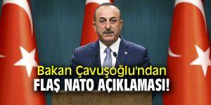 """Bakan Çavuşoğlu'ndan flaş NATO açıklaması, """"Aramızda bir problem yok"""""""