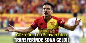 Göztepe, Leo Schwechlen transferinde sona geldi!