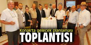 Konak'ta gelecek planlaması toplantısı