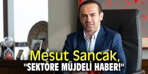 Mesut Sancak, konut kredisi faizlerinin düşmesini değerlendirdi!