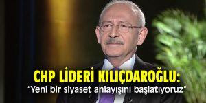 """Kılıçdaroğlu, """"Türkiye'nin her tarafına bahar gelecek"""""""