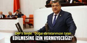 CHP'li Sındır'dan flaş Şirince açıklaması!