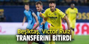 Beşiktaş, Victor Ruiz ile 3 yıllığına anlaştı!