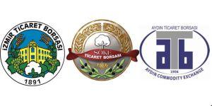 İzmir, Manisa, Aydın ve Söke Ticaret Borsaları'ndan ortak açıklama